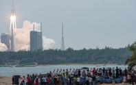 Châu Âu, Mỹ dự đoán điểm rơi của mảnh vỡ tên lửa Trung Quốc