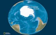 Trái Đất có thêm đại dương thứ 5: tròn, lạnh và bí hiểm