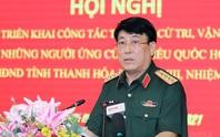 Đại tướng Lương Cường trúng cử đại biểu Quốc hội khóa XV tại tỉnh Thanh Hóa