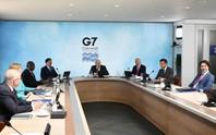 G7 hợp tác đối phó Trung Quốc