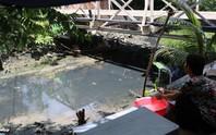 Sông rạch ĐBSCL ô nhiễm nặng