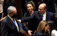 Ông Netanyahu bị đánh bật khỏi ghế thủ tướng Israel