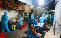 TP HCM phát hiện hàng chục người lây Covid-19 tại nơi làm việc