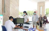 Sàng lọc trong bệnh viện phát hiện ca dương tính SARS-CoV-2 chưa rõ nguồn lây