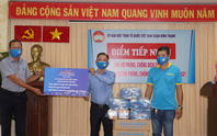 """Chương trình """"Thực phẩm miễn phí cùng cả nước chống dịch"""" tiếp tục đồng hành cùng chính quyền, nhân dân TP HCM"""
