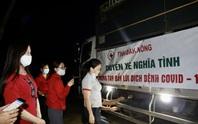 Đắk Nông khởi động chuyến xe nghĩa tình ủng hộ người dân TP HCM