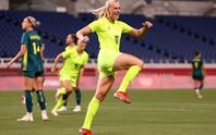 Olympic Tokyo: Mãn nhãn cơn mưa bàn thắng bóng đá nữ