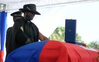 Hỗn loạn trong tang lễ cố Tổng thống Haiti