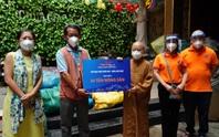 Thực phẩm miễn phí cùng cả nước chống dịch nhận 30 tấn nông sản từ Quỹ Đạo Phật ngày nay