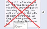 TP HCM bác bỏ tin đồn thất thiệt 5 máy bay trực thăng phun khử khuẩn vào tối nay