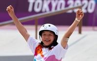Sốc: Sao 13 tuổi giành huy chương vàng Olympic Tokyo