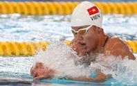 Olympic Tokyo ngày 26-7: Ánh Viên thất bại 200m tự do