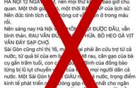 Thanh tra Sở Thông tin và Truyền thông TP HCM mời chủ tài khoản Facebook Hằng Nguyễn lên làm việc