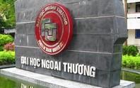 Điểm sàn xét tuyển của Trường ĐH Ngoại thương, Học viện Ngân hàng, Báo chí và tuyên truyền