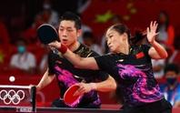 Đừng nản lòng, thế giới bóng bàn phi Trung Quốc!