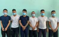 Bình Định: Tụ tập xóc bầu cua trong lúc giãn cách, 6 con bạc chuyên nghiệp bị tạm giam