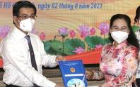 Bà Nguyễn Thị Lệ làm Bí thư Đảng đoàn HĐND TP HCM