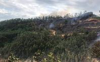 Người đàn ông ở Quảng Nam chết thương tâm khi chữa cháy rừng