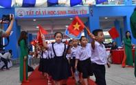 Học sinh cả nước tựu trường sớm nhất vào ngày 1-9