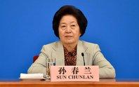 Covid-19 tại Trung Quốc: Cảnh báo đáng lo của Phó Thủ tướng Tôn Xuân Lan