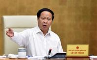 Phó Thủ tướng: Không chấp nhận lùi tiến độ cao tốc Bắc-Nam