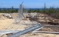 Phá nhầm 5,26 ha rừng phòng hộ làm nhà máy điện: Chủ đầu tư lại đổ lỗi cho dân!