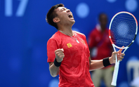 Lý Hoàng Nam giúp Việt Nam lấy suất dự play-off Davis Cup 2021