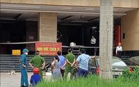 Phong tỏa khẩn cấp tòa nhà chung cư khi phát hiện ca dương tính SARS-CoV-2