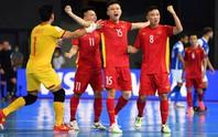 Thử thách của tuyển futsal Việt Nam