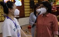 TP HCM: Hàng trăm chức sắc, tín đồ tôn giáo tình nguyện phục vụ tại các bệnh viện điều trị Covid-19