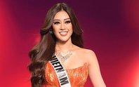 Hoa Hậu Khánh Vân không lọt top 8 Miss Grand Slam