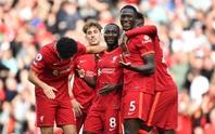 Cuồng phong đỏ Liverpool cuốn phăng Crystal Palace, chiếm ngôi đầu Ngoại hạng