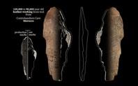 Sốc: phát hiện xưởng thời trang có từ...120.000 năm trước