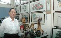 Họa sĩ - Nghệ nhân nhân dân Trương Hán Minh qua đời