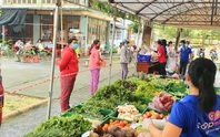 TP HCM: Siêu thị mở lại kênh bán hàng lưu động cho người dân vùng xanh