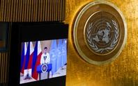 Tổng thống Philippines chỉ trích nước giàu tại Liên Hiệp Quốc