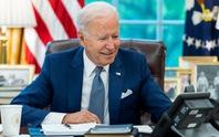 Tổng thống Biden xuống nước, Pháp đáp lễ