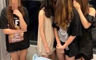 Nhóm nam, nữ thanh niên mở tiệc thác loạn trong chung cư cao cấp
