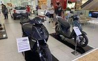Các hãng bắt tay làm xe máy điện