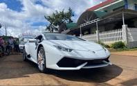 Chàng trai dân huyện ở Đắk Lắk mua siêu xe Lamborghini