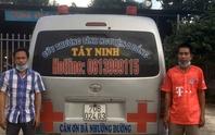Tạm giữ tài xế thả người xuống trung tâm TP Pleiku, sau đó phát hiện người này dương tính SARS-CoV-2