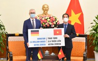 Đức viện trợ Việt Nam 2,6 triệu liều vắc-xin AstraZeneca, chuyển đến TP HCM