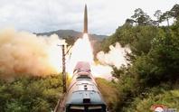 Vừa nêu điều kiện kết thúc chiến tranh, Triều Tiên phóng tên lửa liền tay