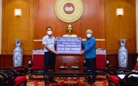 Hyundai Thành Công trao tặng 10 xe Solati cứu thương
