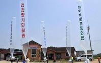Hàn Quốc, Triều Tiên đọ súng tại biên giới