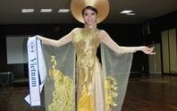 Hương Thảo gây ấn tượng tại cuộc thi Hoa hậu siêu quốc gia