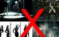 Hàn Quốc thẳng tay dẹp video ca nhạc khiêu dâm, bạo lực