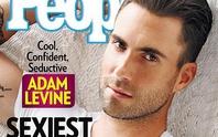 """Adam Levine không xứng """"Người đàn ông hấp dẫn nhất""""?"""