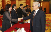 Vận dụng phong cách ngoại giao Hồ Chí Minh vào thực tiễn