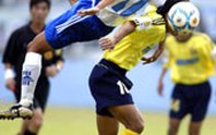 Giải bóng đá U21 Báo Thanh Niên: Khánh Hòa vào chung kết
